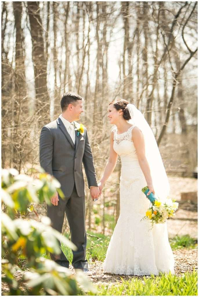 Perfect Spring Wedding at The Vault in Columbus, Ohio 24