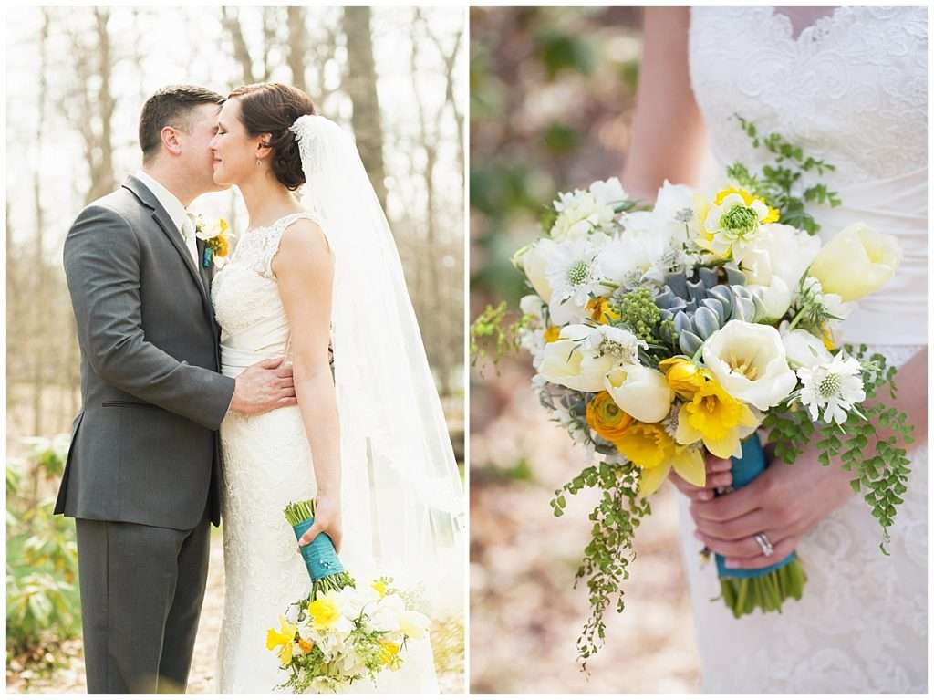 Perfect Spring Wedding at The Vault in Columbus, Ohio 26