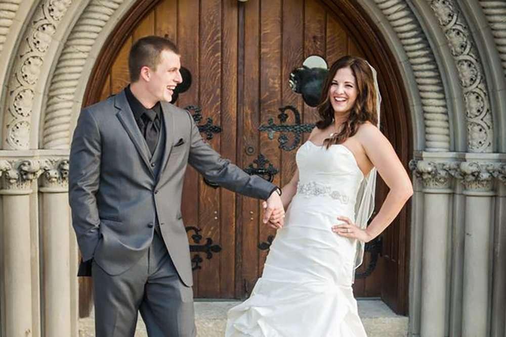 Zach and Ashley | Wedding at the Bluestone 18