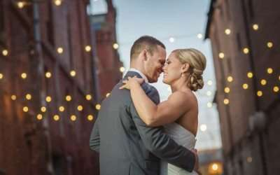 Fall Wedding at Via Vecchia Winery / Downtown Columbus, Ohio