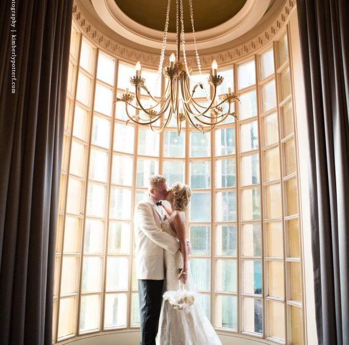 Gatsby Inspired Wedding at the Athletic Club of Columbus