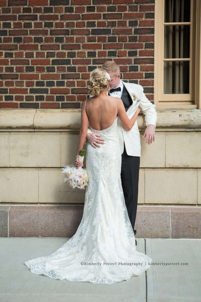 Great Gatsby Inspired Wedding at the Athletic Club of Columbus 10
