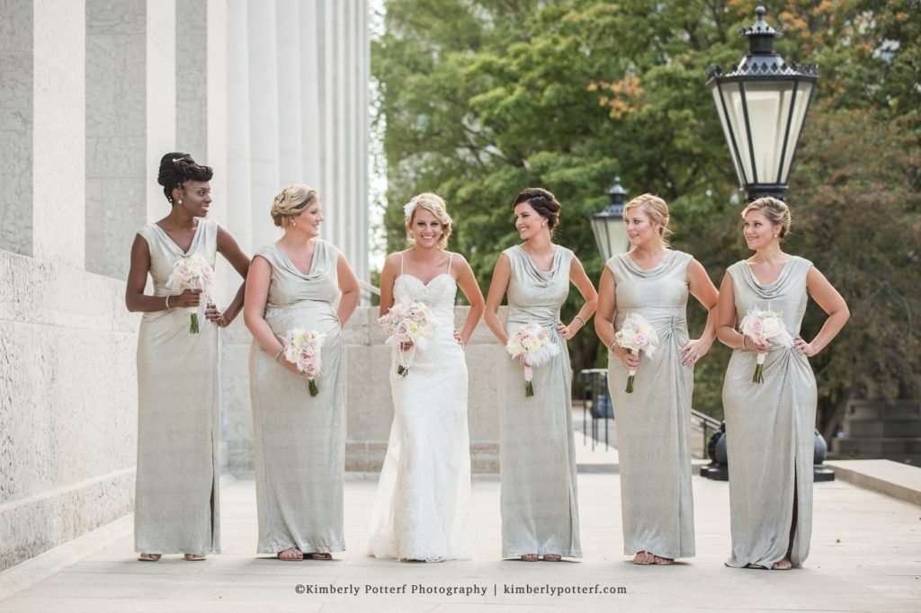 Great Gatsby Inspired Wedding at the Athletic Club of Columbus 20