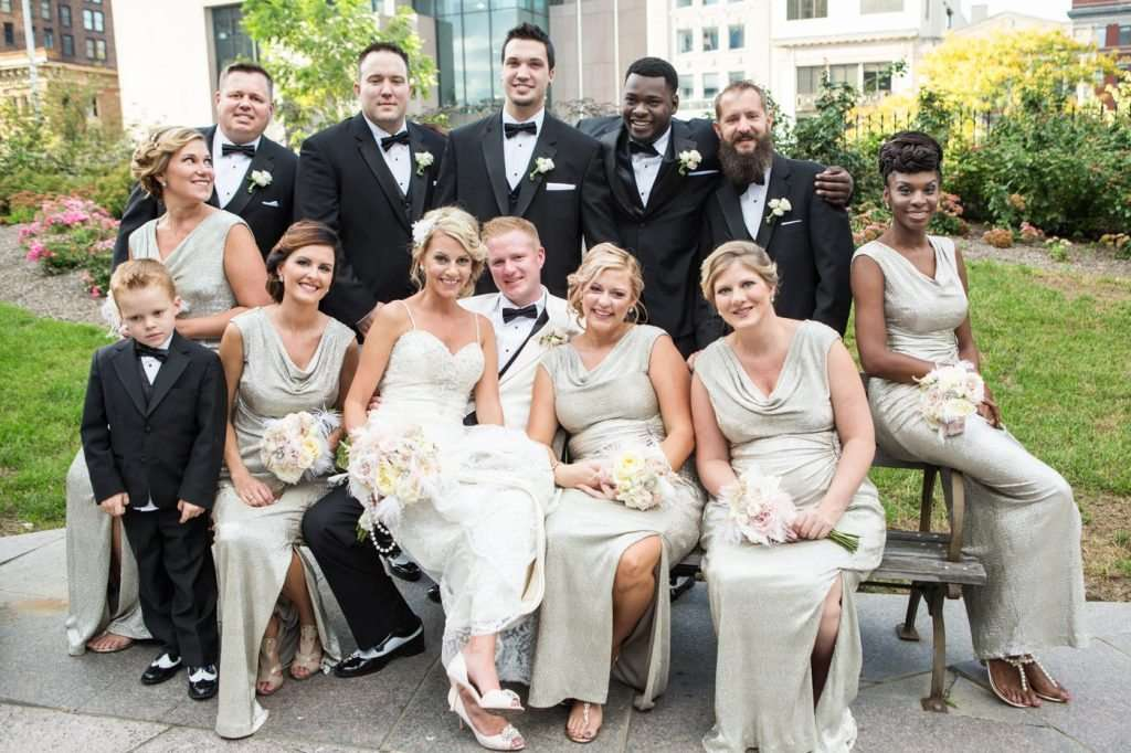 Great Gatsby Inspired Wedding at the Athletic Club of Columbus 26