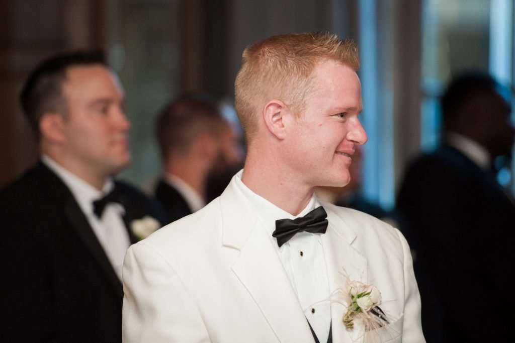 Great Gatsby Inspired Wedding at the Athletic Club of Columbus 40