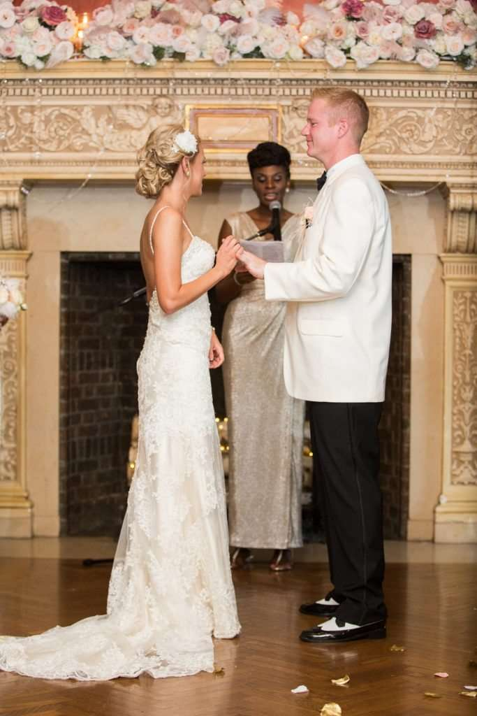 Great Gatsby Inspired Wedding at the Athletic Club of Columbus 52