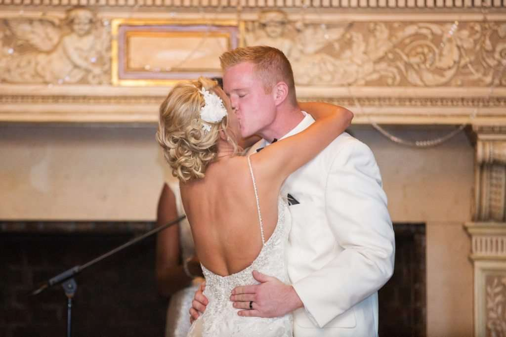 Great Gatsby Inspired Wedding at the Athletic Club of Columbus 58