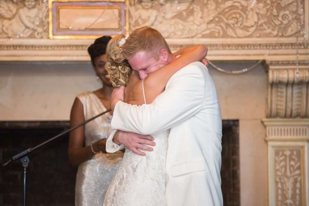 Great Gatsby Inspired Wedding at the Athletic Club of Columbus 60