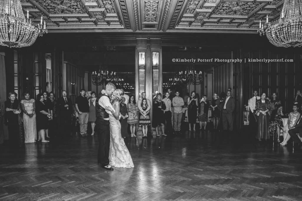 Great Gatsby Inspired Wedding at the Athletic Club of Columbus 72