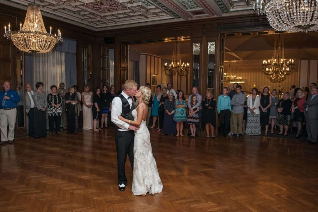 Great Gatsby Inspired Wedding at the Athletic Club of Columbus 74