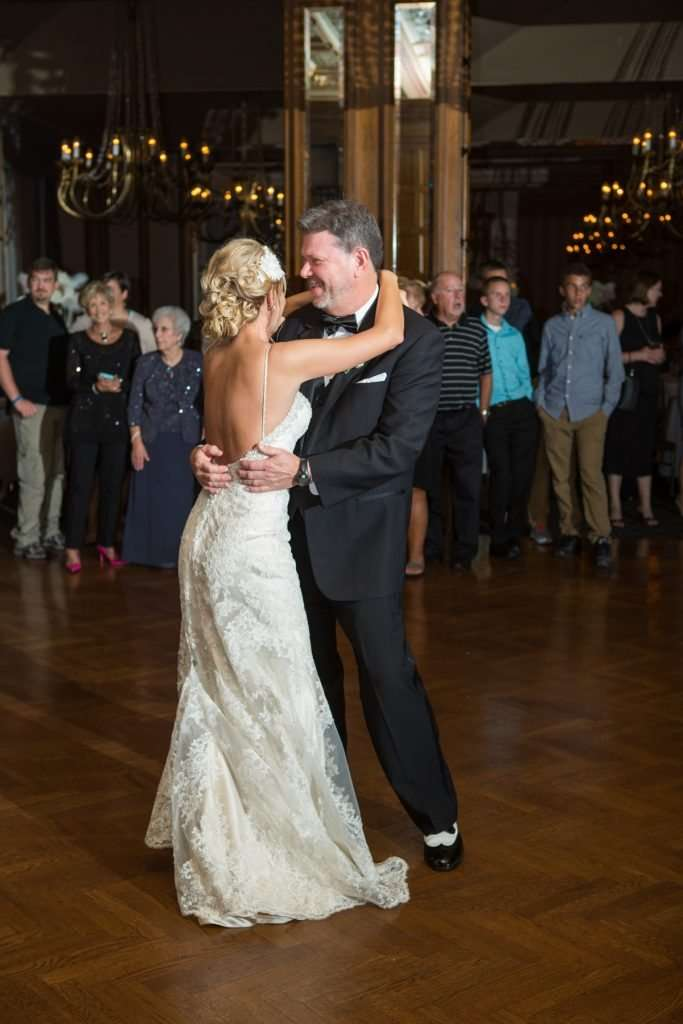 Great Gatsby Inspired Wedding at the Athletic Club of Columbus 76