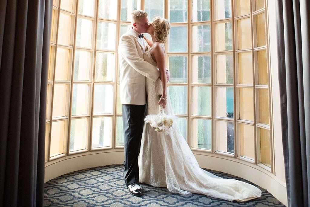 Great Gatsby Inspired Wedding at the Athletic Club of Columbus 2