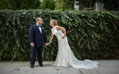 Intimate Brunch Wedding at the Granville Inn / Granville, Ohio