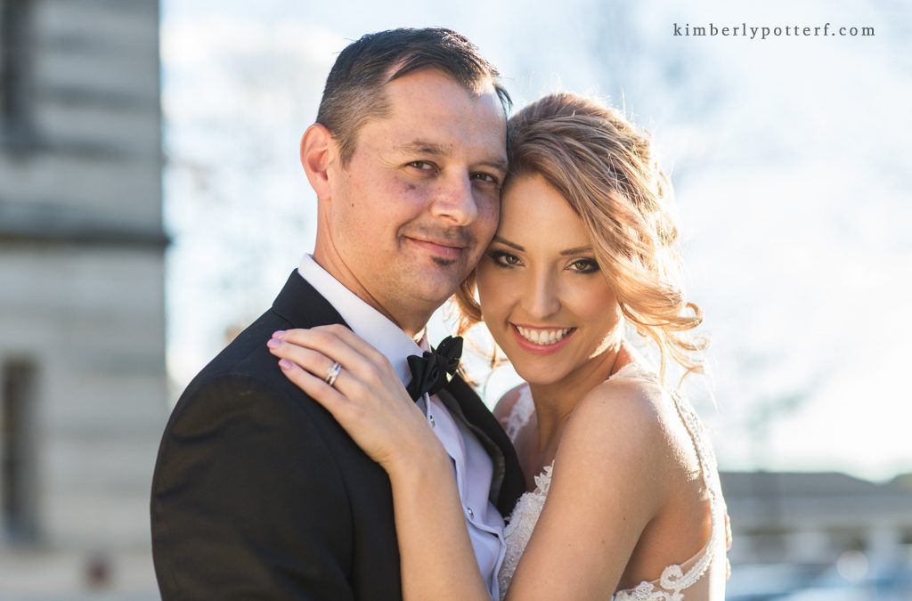 Fall Wedding at the Bluestone / Columbus, Ohio