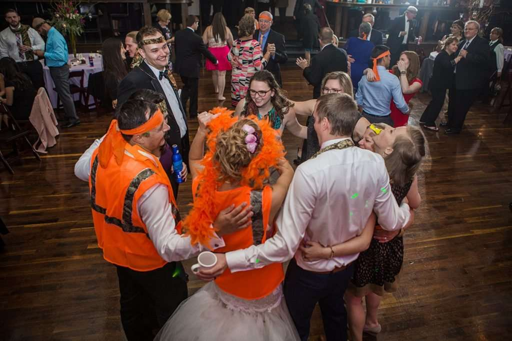 Fall Wedding at the Bluestone in Columbus, Ohio 40