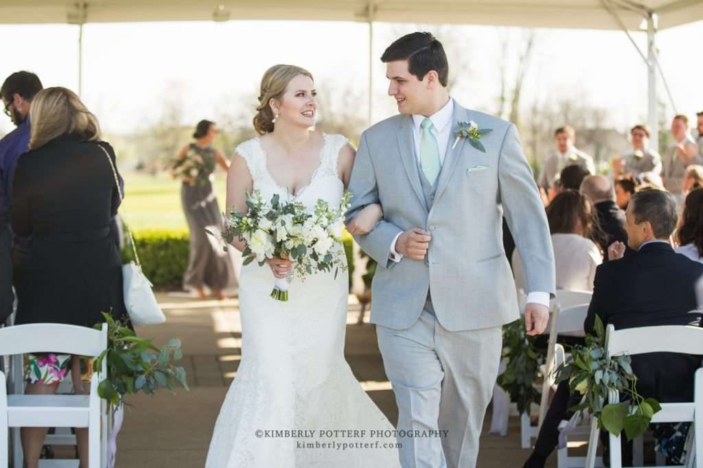 Spring Wedding at the Golf Club of Dublin | Dublin, Ohio Weddings 14