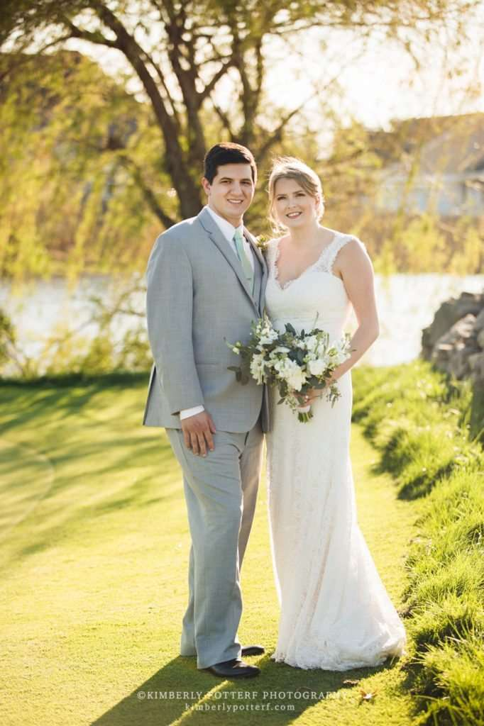 Spring Wedding at the Golf Club of Dublin | Dublin, Ohio Weddings 16