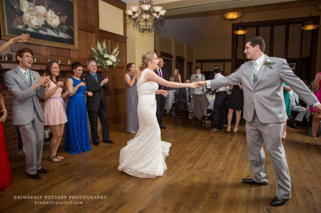 Spring Wedding at the Golf Club of Dublin | Dublin, Ohio Weddings 24