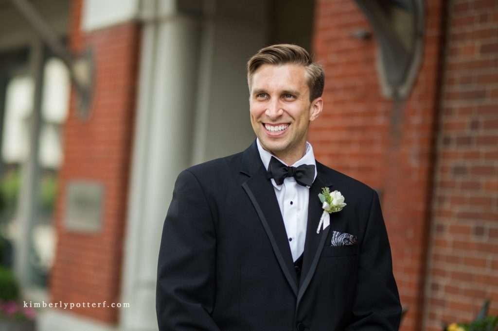 A Summer Wedding at the Highline Car House | Columbus, Ohio 38