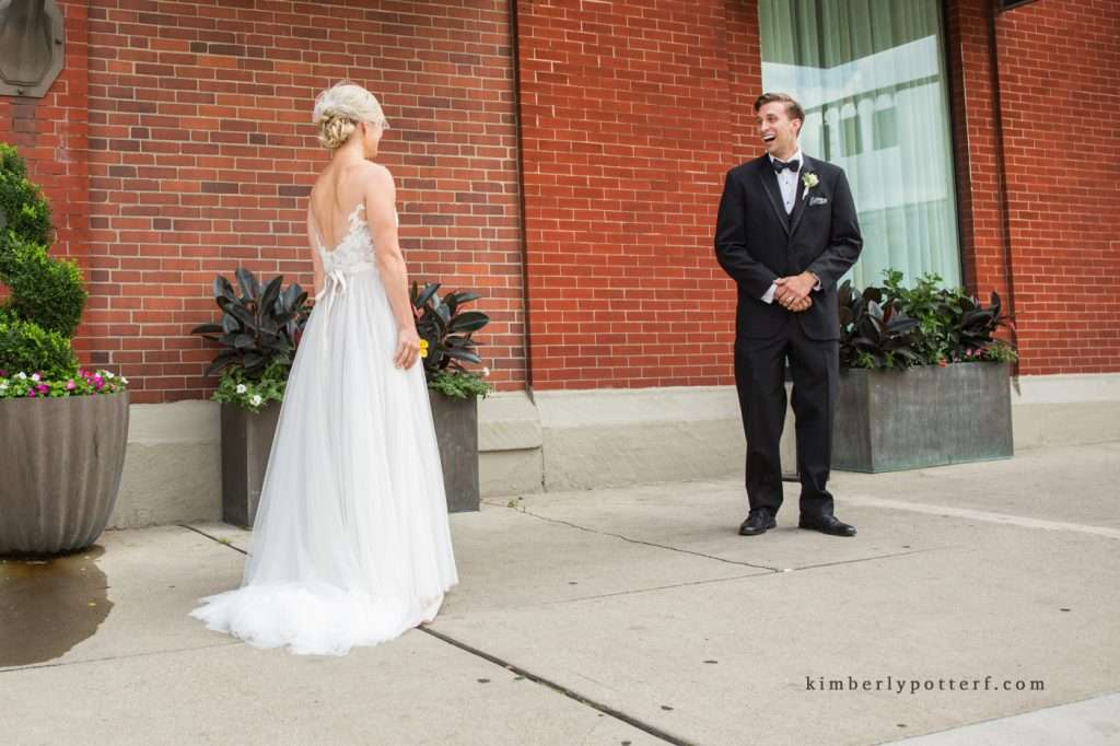 A Summer Wedding at the Highline Car House | Columbus, Ohio 42