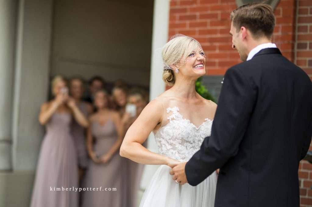 A Summer Wedding at the Highline Car House | Columbus, Ohio 48