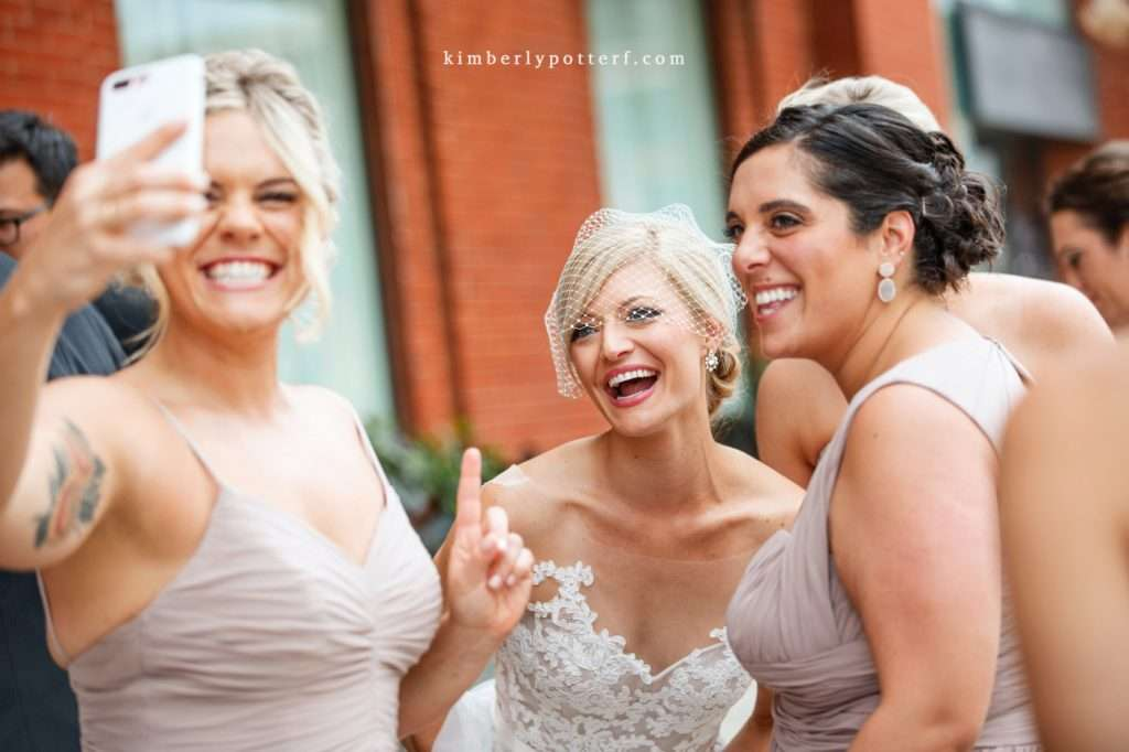 A Summer Wedding at the Highline Car House | Columbus, Ohio 58
