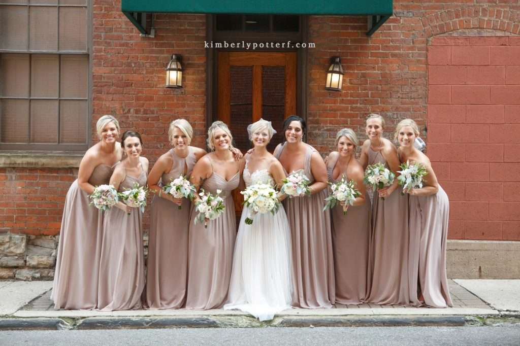 A Summer Wedding at the Highline Car House | Columbus, Ohio 70