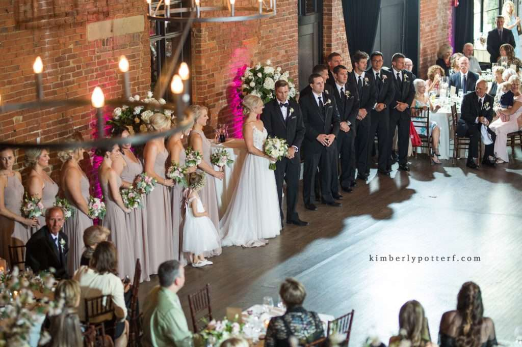 A Summer Wedding at the Highline Car House | Columbus, Ohio 108