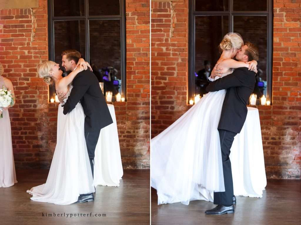 A Summer Wedding at the Highline Car House | Columbus, Ohio 126