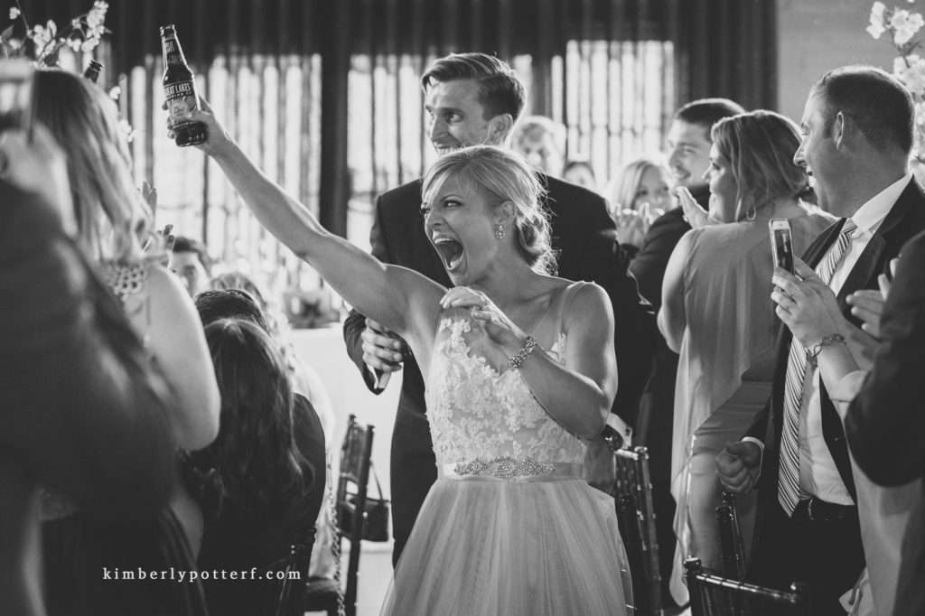 A Summer Wedding at the Highline Car House | Columbus, Ohio 130
