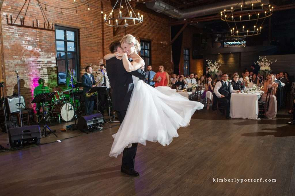 A Summer Wedding at the Highline Car House | Columbus, Ohio 136