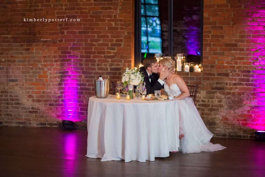 A Summer Wedding at the Highline Car House | Columbus, Ohio 140