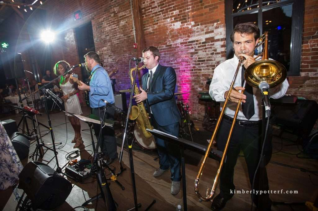 A Summer Wedding at the Highline Car House | Columbus, Ohio 144