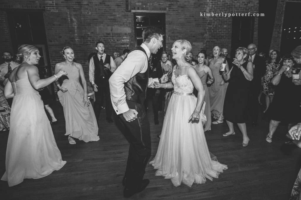 A Summer Wedding at the Highline Car House | Columbus, Ohio 146