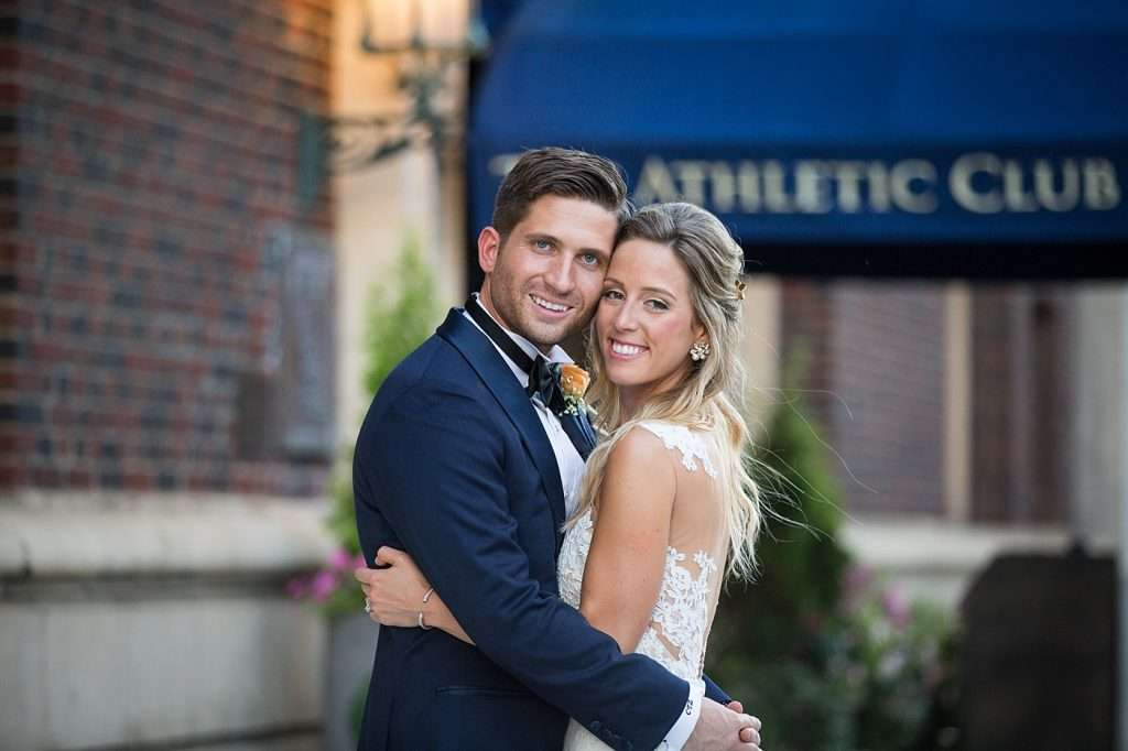 Hitched in Style | A Wedding at the Athletic Club of Columbus 62