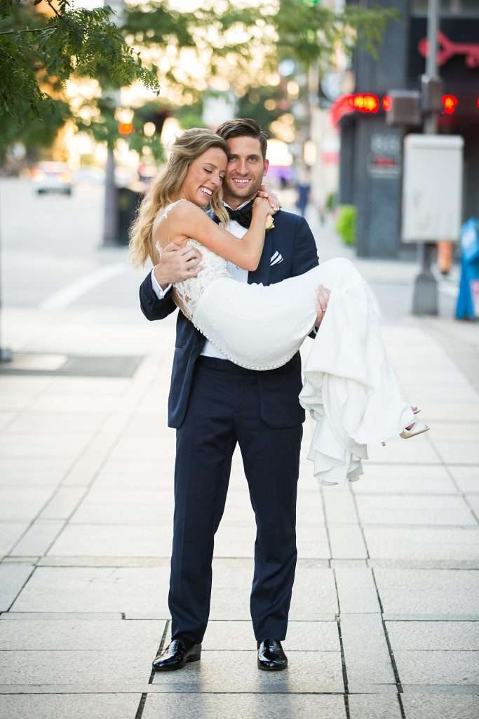 Hitched in Style | A Wedding at the Athletic Club of Columbus 68