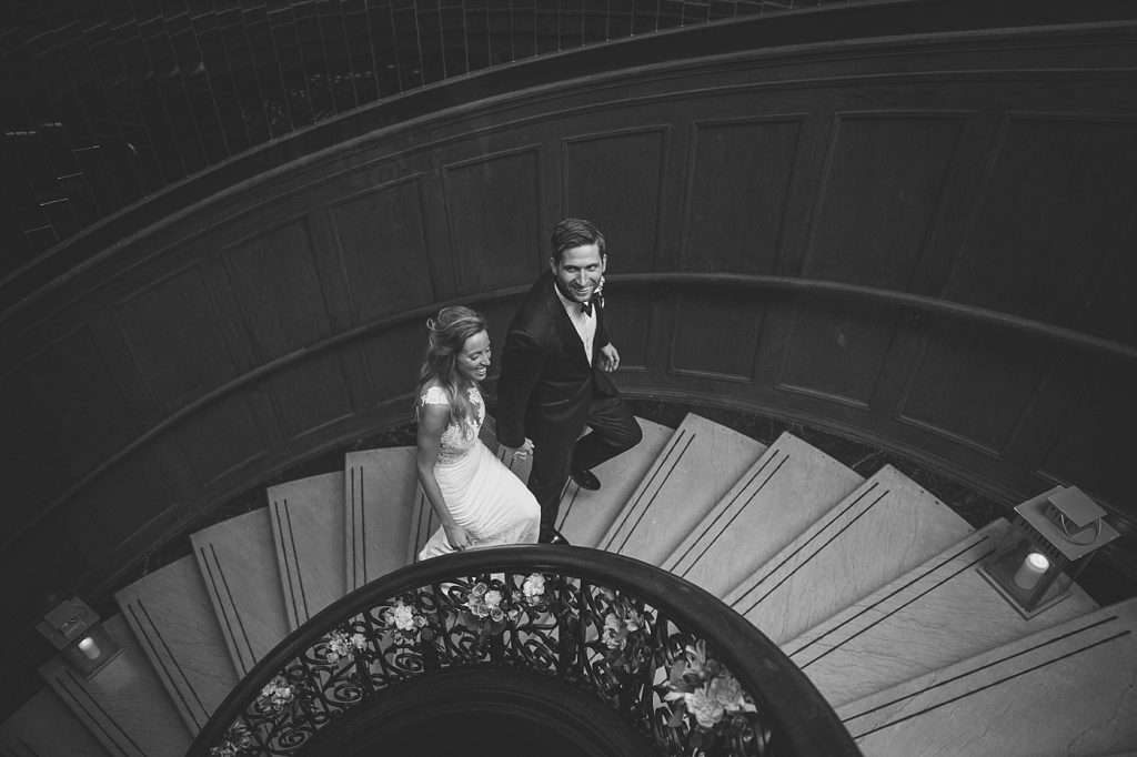 Hitched in Style | A Wedding at the Athletic Club of Columbus 70