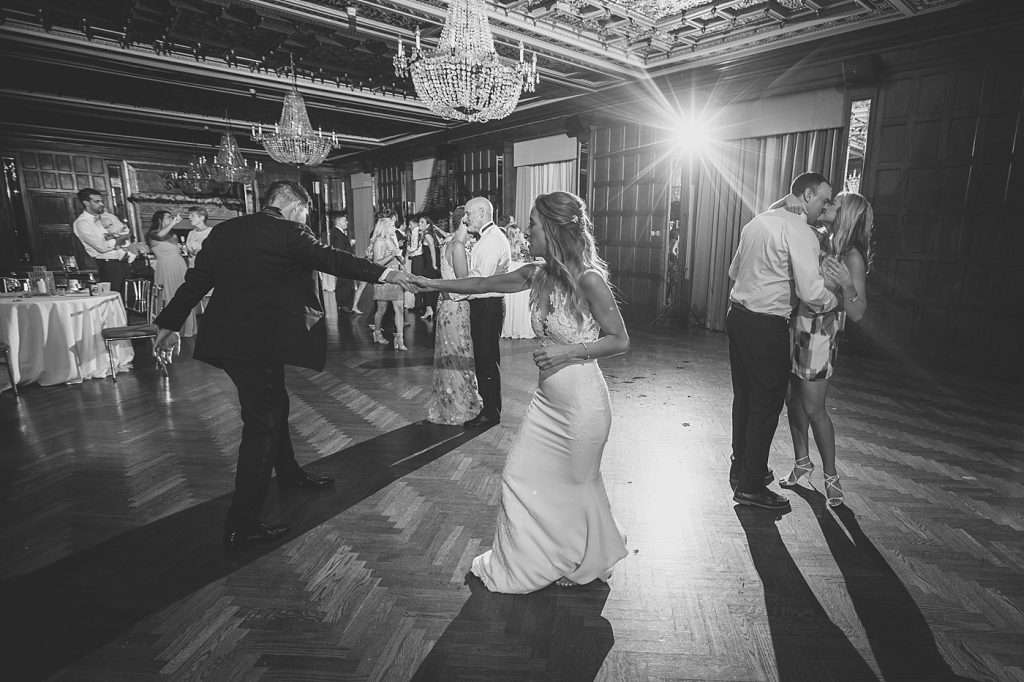 Hitched in Style | A Wedding at the Athletic Club of Columbus 78
