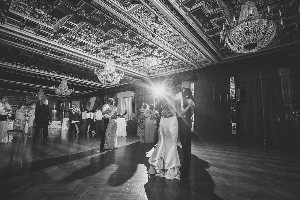 Hitched in Style | A Wedding at the Athletic Club of Columbus 84