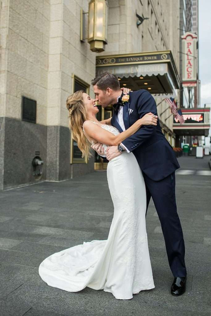Hitched in Style | A Wedding at the Athletic Club of Columbus 50