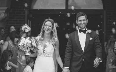 St. Paul Church / Athletic Club of Columbus / Ohio Wedding