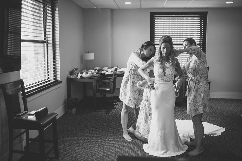 Hitched in Style | A Wedding at the Athletic Club of Columbus 12