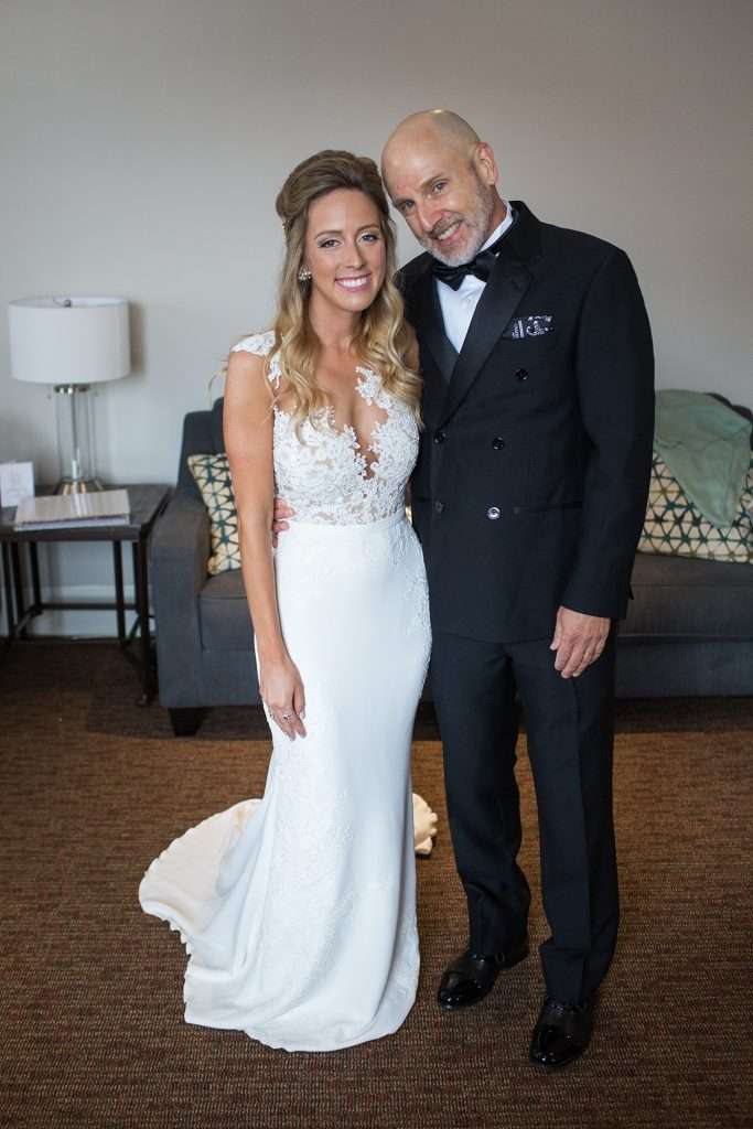 Hitched in Style | A Wedding at the Athletic Club of Columbus 14