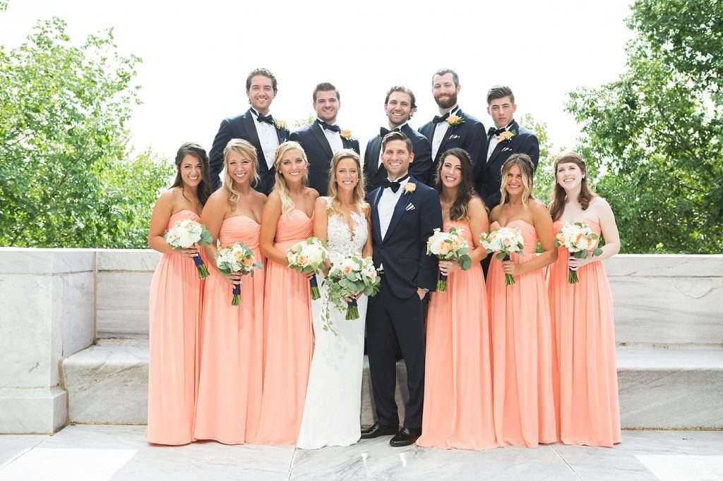 Hitched in Style | A Wedding at the Athletic Club of Columbus 40