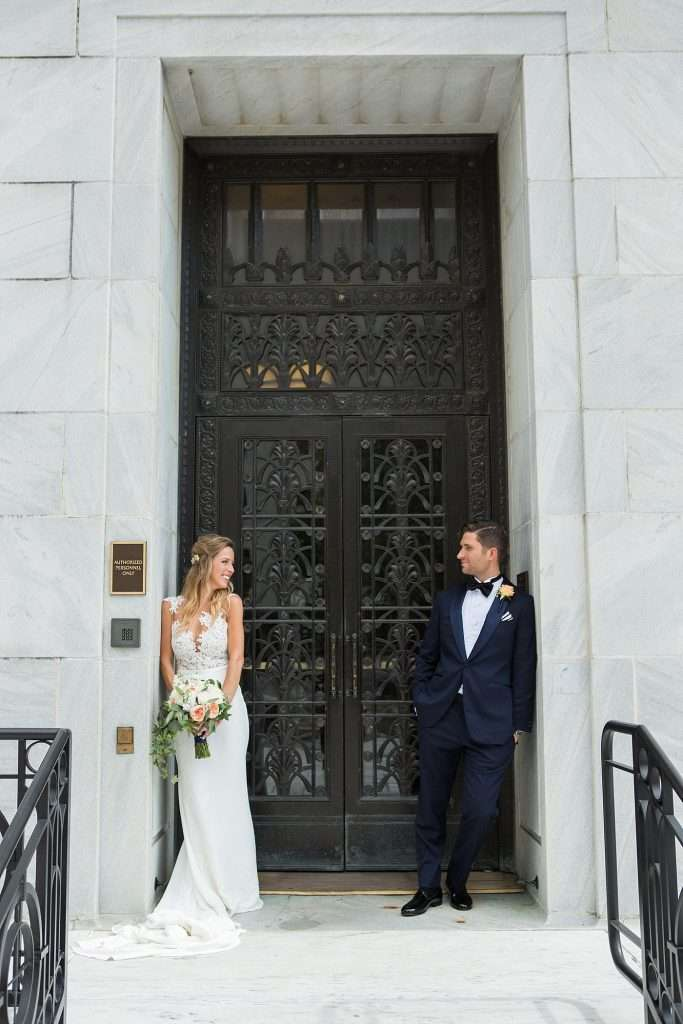 Hitched in Style | A Wedding at the Athletic Club of Columbus 36