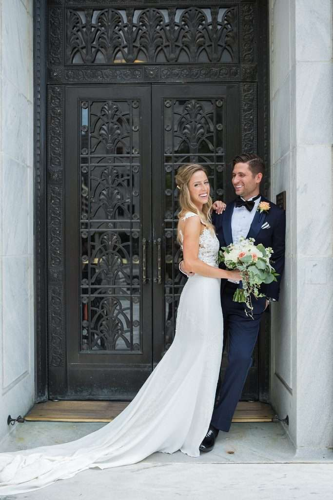 Hitched in Style | A Wedding at the Athletic Club of Columbus 32