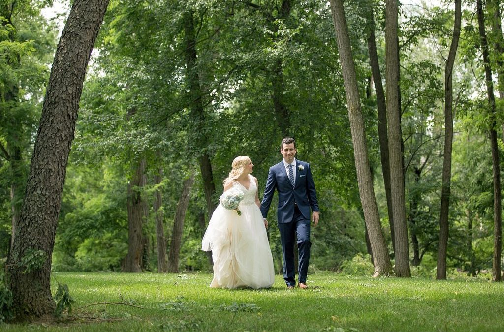 Summer Wedding at Noah's Event Venue / New Albany, Ohio