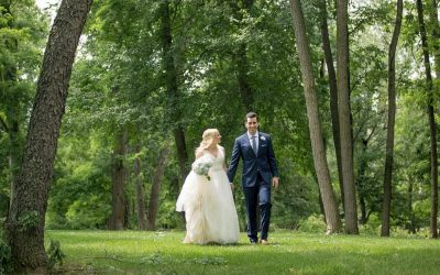 Summer Wedding at Noah's Event Venue / New Albany, Ohio