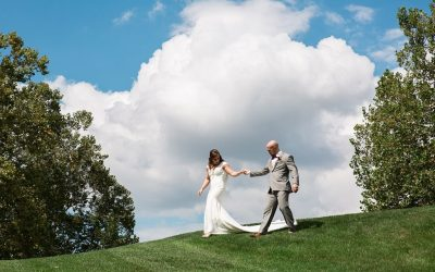 Wedding at Brookside Golf and Country Club / Worthington, Ohio