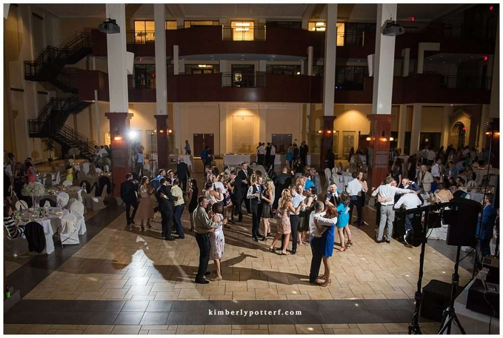 A Wedding at St. Francis of Assisi Church and Walter Commons 160